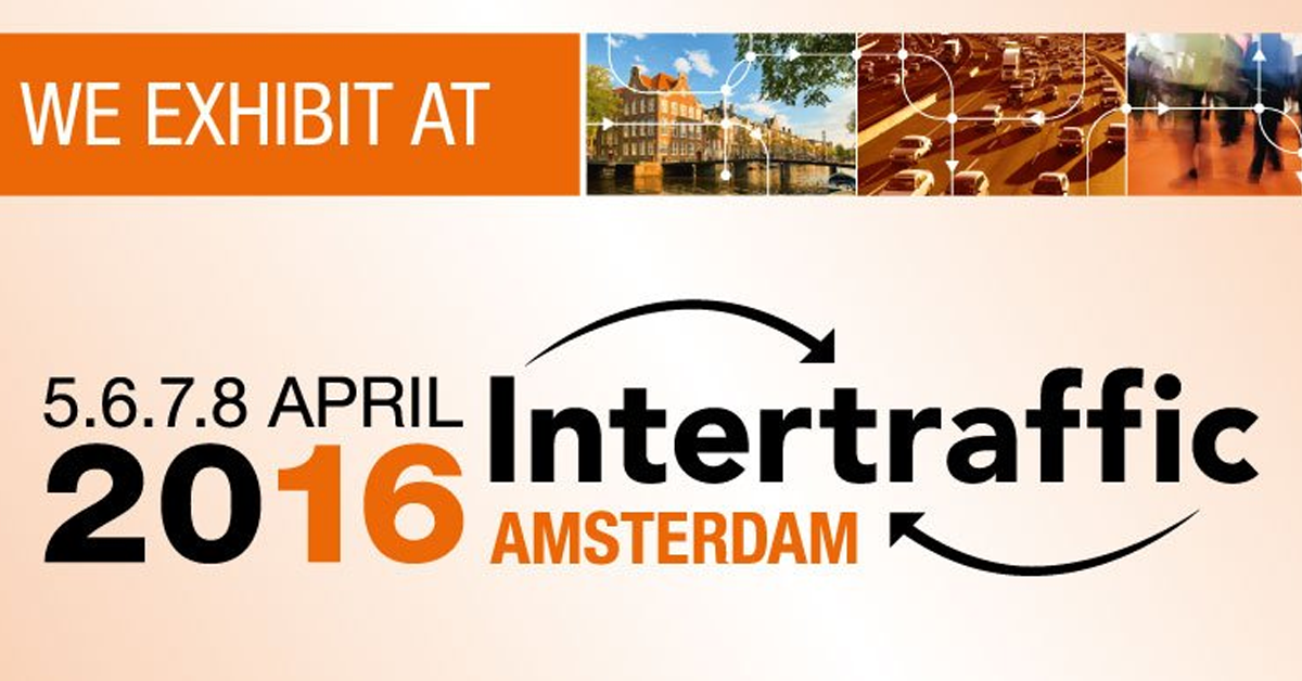 STRATUM Will Be Present At Intertraffic Amsterdam, To Be Held From 5 To 8 April 2016 In Amsterdam, The Netherlands